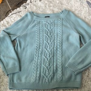 Talbots Cableknit Sweater